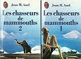Deux livres Les chasseurs de mammouths T1 et T2 J'ai lu