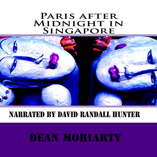 Paris After Midnight in Singapore audiobook cover art