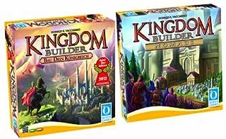 Queen Games 0521 - Kingdom Builder Bundle - Spiel des Jahres 2012 und Erweiterung 1 Nomads (B009LEV12M) | Amazon price tracker / tracking, Amazon price history charts, Amazon price watches, Amazon price drop alerts