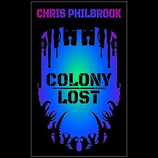 Colony Lost cover art