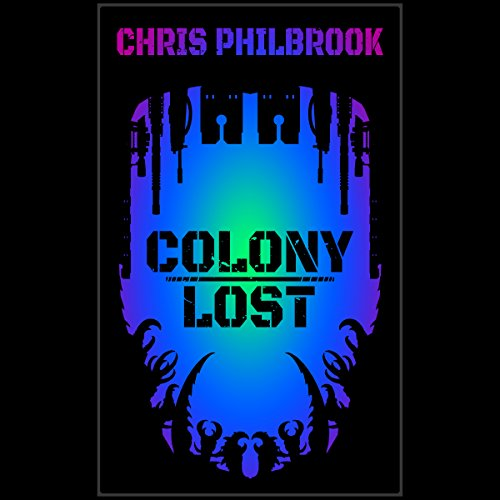 Colony Lost cover art