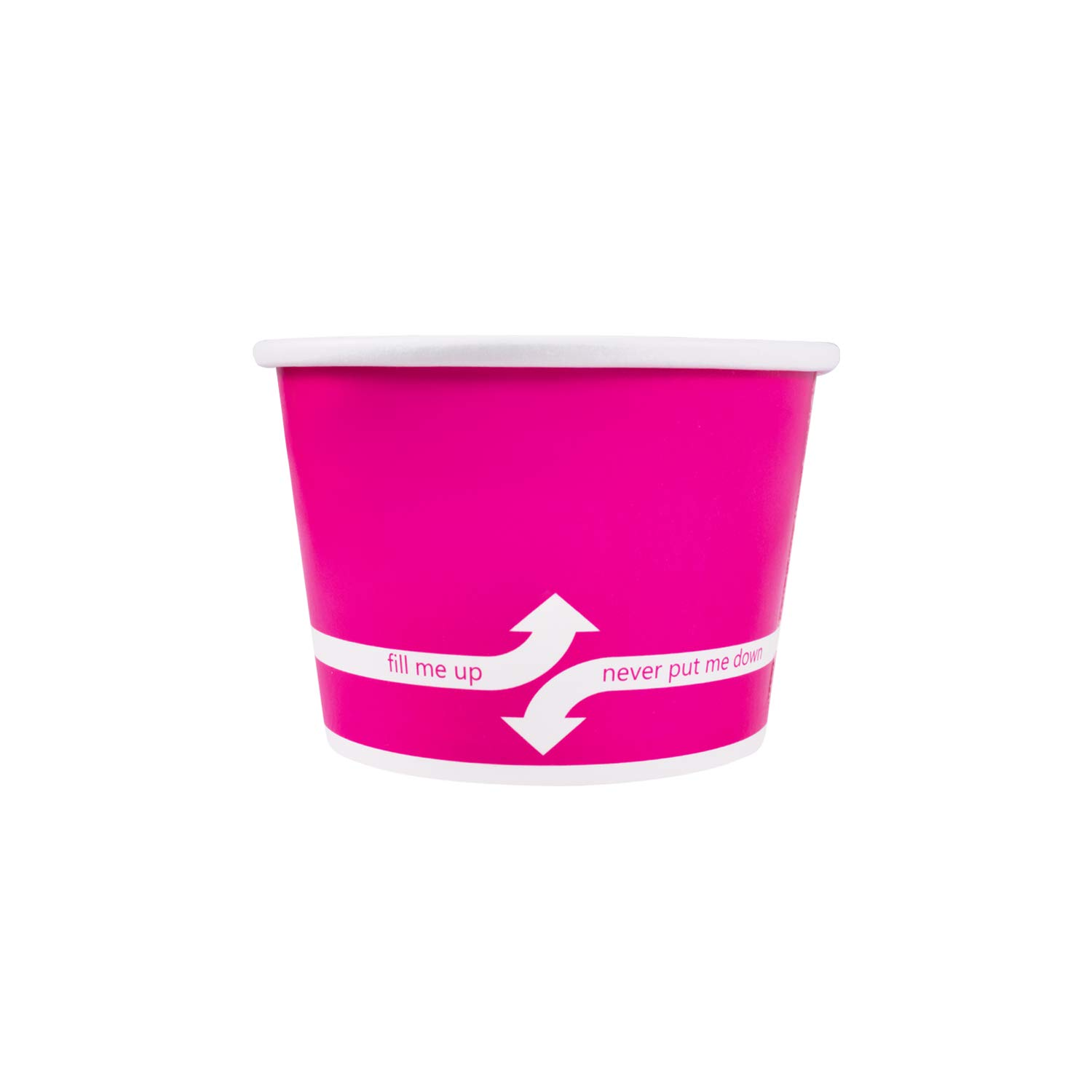 Karat C-KDP8 Pink 8oz Food Containers of 1000 Large special price Case - service