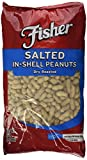 5 Lbs. Fisher Dry Roasted Peanuts