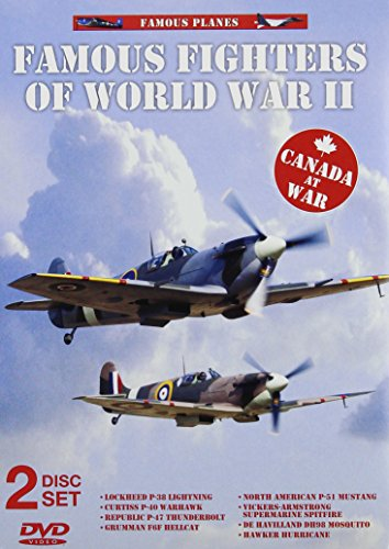 Famous Fighters of Wwii [Alemania] [DVD]