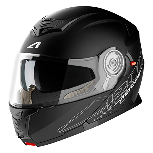 Astone Helmets RT1200M-B Casque Modulable RT1200,...