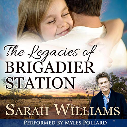 The Legacies of Brigadier Station audiobook cover art