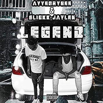 Legend (feat. SlickkJaylen)