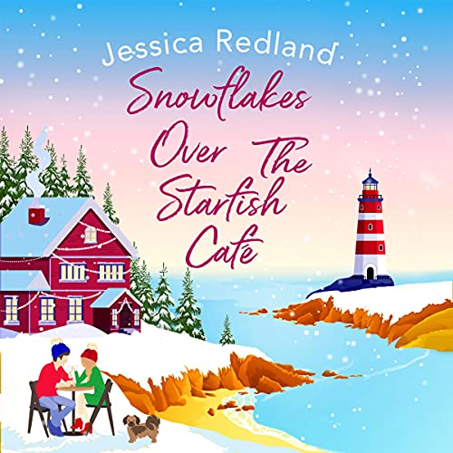 Snowflakes Over the Starfish Café cover art