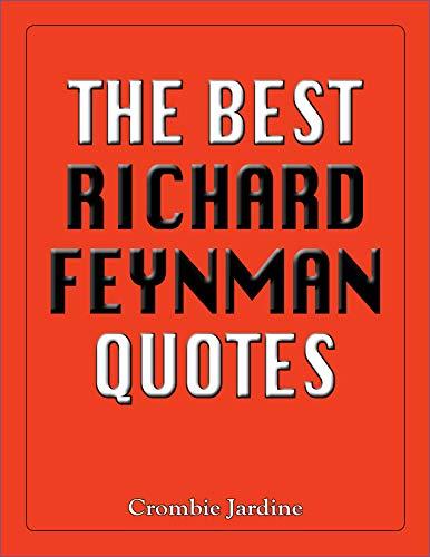Best Richard Feynman Quotes (English Edition)