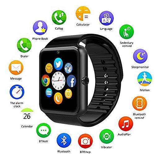 smartwatch gt08 fabricante JUNEO