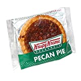 A perfectly sized pastry filled with pecan in a sweet crust Perfect for your sweet tooth Packed with pecans Individually wrapped