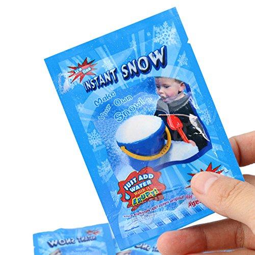 La Mejor Lista de Nieve artificial - los preferidos. 7