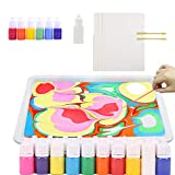 Hydrographics Water Marbling Kit de pintura DIY Water Drawing Art Paint Set
