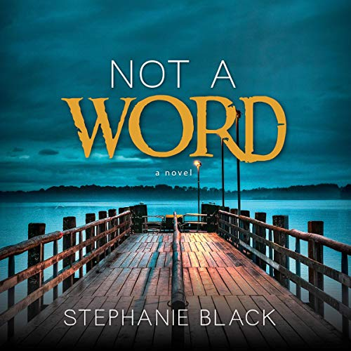 Not a Word audiobook cover art