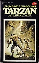 Tarzan and the Ant Men (Tarzan Novels, No. 10)