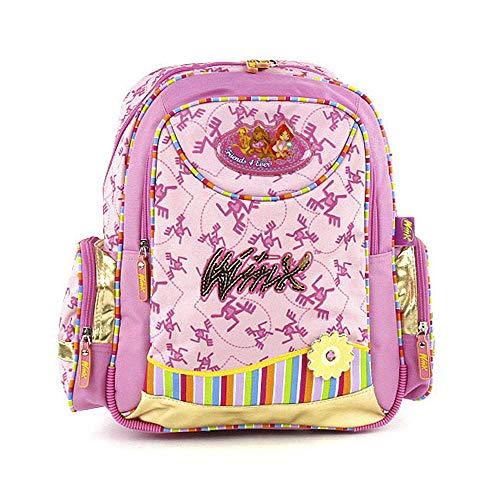 Target Winx Club Friends Forever Backpack Mochila Escolar, 39 cm, Rosa (Pink)