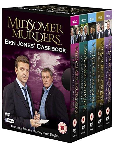 Midsomer Murders - Ben Jones Casebook