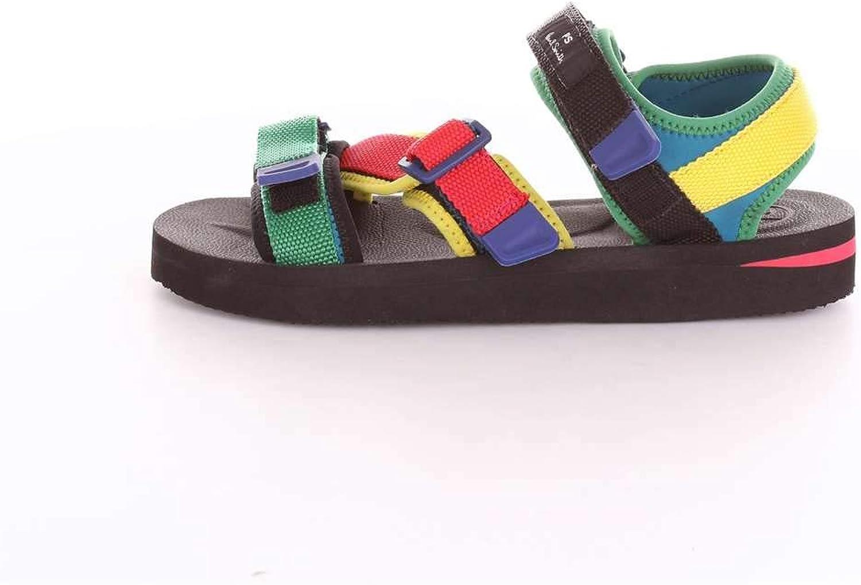 PS PAUL SMITH SUXDV192 Sandals Men Multicolor 11