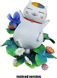 Natsume Yuujinchou Nyanko Sensei White Big Kawaii Cartoon Cat PVC Model Action Figure Doll 5.9 Inches Tall
