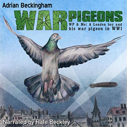 War Pigeons 1: WP & Me cover art