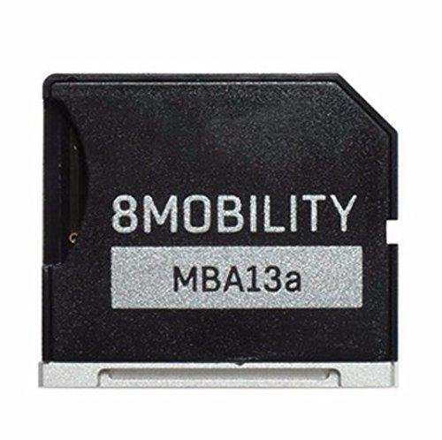 Micro SD opslag aluminium adapter voor MacBook Air 13