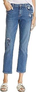 PAIGE Bridgette Ankle Jeans in Indigo Blossom
