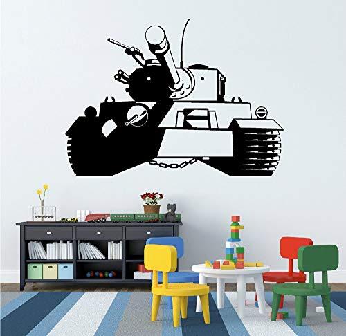 Geiqianjiumai leger pantser muursticker kunst kinderkamer wooncultuur jong leger thema behang