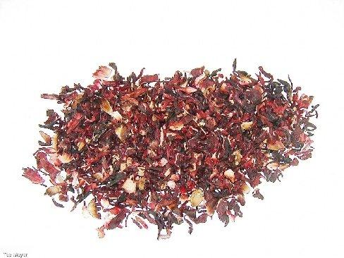 Hibiskus Tee (Malve) geschnitten 1 kg loser Tee Tee-Meyer