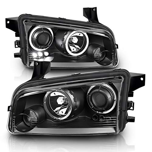 08 charger headlight assy - 8