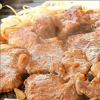 マトン肉 ジンギスカン 味付きジンギスカン 1kg×3袋 (醤油味/冷凍品) 業務用 マトン 羊肉 BBQ 北海道 じんぎすかん 千歳ラム工房 肉の山本