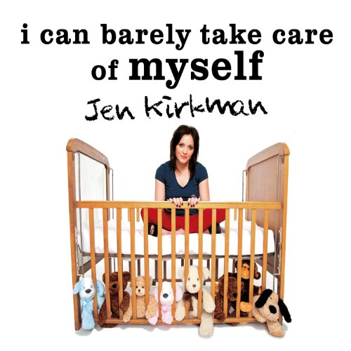 I Can Barely Take Care of Myself audiobook cover art