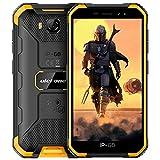 ULEFONE Smartphone Armor X6 Orange 3G/5.0' HD/OC 1.3GHZ/16GB ROM/2GB RAM/5MP/4000MHA/IP68