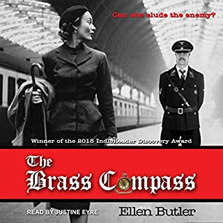 The Brass Compass cover art