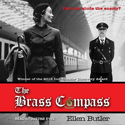 The Brass Compass audiobook cover art