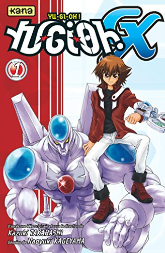 Yu-Gi-Oh ! GX, tome 1