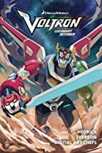 Voltron: Legendary Defender, Volume 1