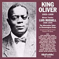 King Oliver 1923-30 / Luis Russell 1926-30: Altern
