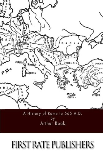 A History of Rome to 565 A.D.