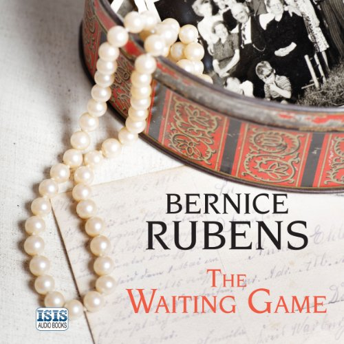 The Waiting Game audiobook cover art