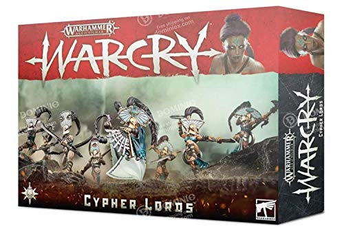 Games Workshop Age of Sigmar: Warcry Cypher Lords Warband