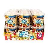 Popcorn Extra Caramel - 18 Pots