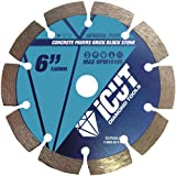 iCut Premium Segmented 10mm Diamond Saw Blade General Purpose for...