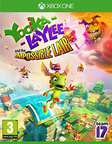 Yooka-Laylee and the Impo