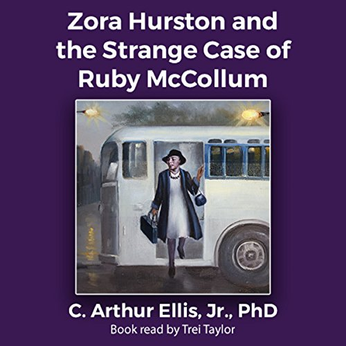Zora Hurston and the Strange Case of Ruby McCollum audiobook cover art