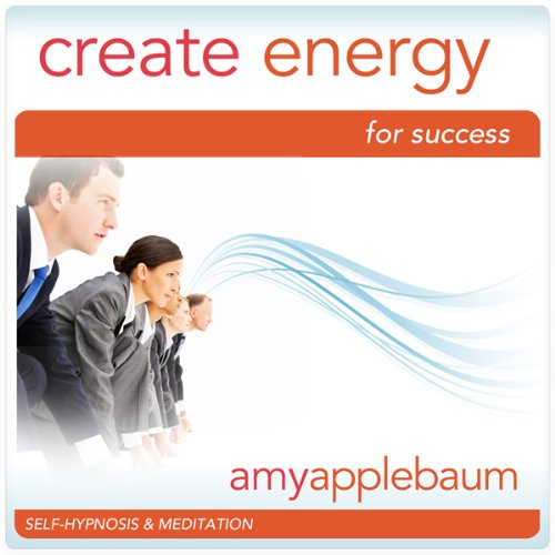 Create Energy for Success (Self-Hypnosis & Meditation) cover art