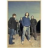 wzgsffs Snow Patrol Rockband Poster Und Drucke Musikteam