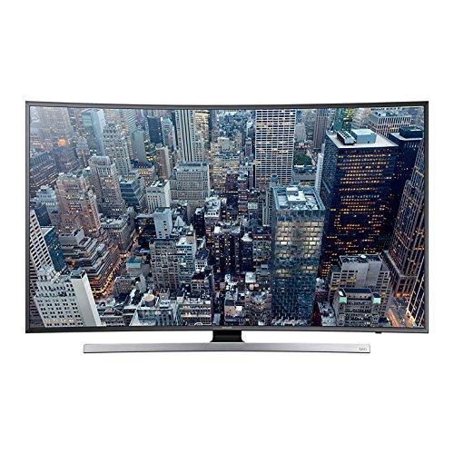Samsung UE65JU7500L 65' 4K Ultra HD Compatibilidad 3D Smart TV Wifi Negro, Plata - Televisor (4K Ultra HD, 802.11ac, A+, 16:9, 3840 x 2160, Mega Contrast)