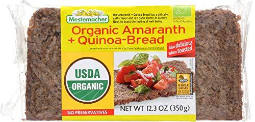 Mestemacher (NOT A CASE) Organic Amaranth + Quinoa-Bread
