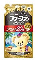 NSファーファジャパン ファーファトリップ 濃縮柔軟剤 ドバイ オリエンタルムスクの香り 詰替 650ml ×2セット