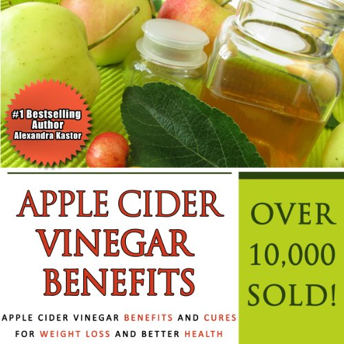 Apple Cider Vinegar Benefits audiobook cover art
